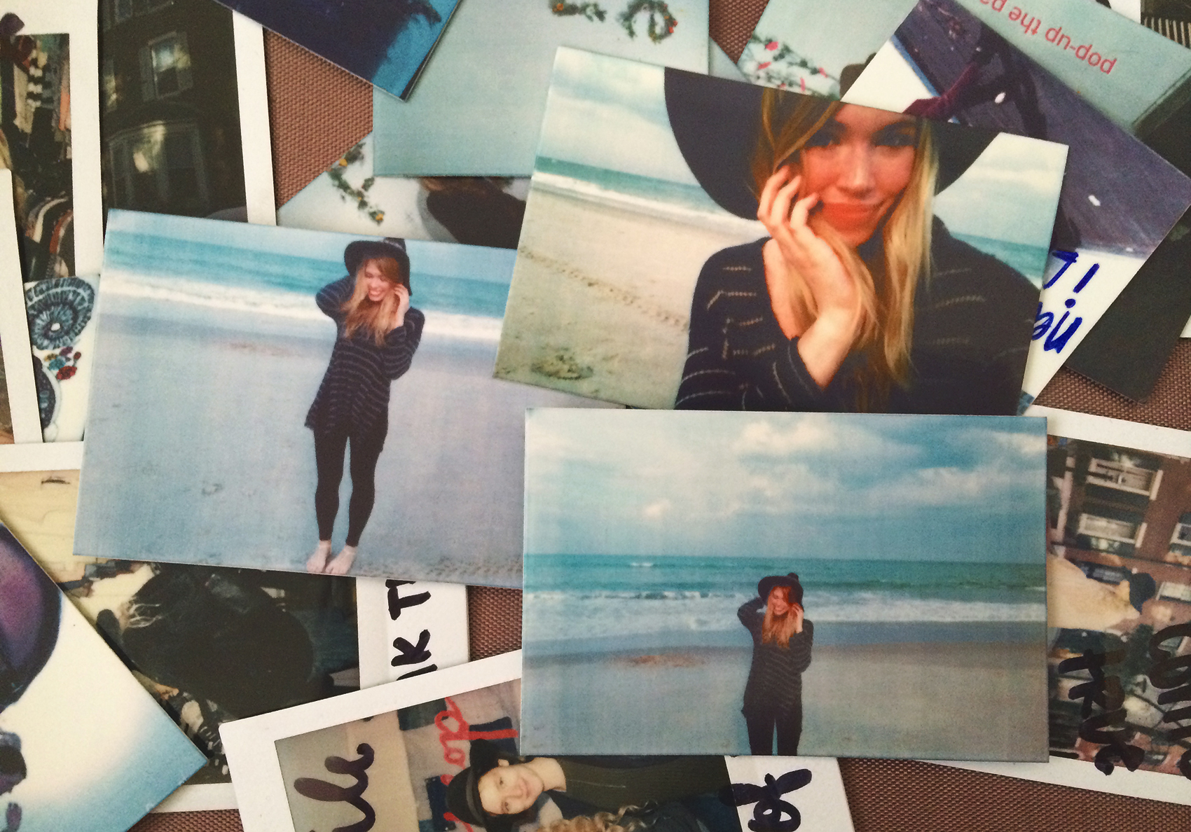 Free People + Polaroid – #FPInMyWorld Campaign